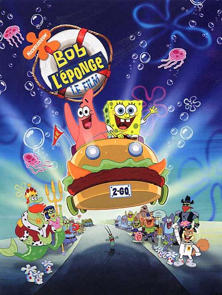 THE SPONGEBOB SQUAREPANTS MOVIE - 2004 - Bob_l_10