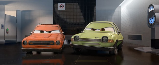 CARS 2 - Pixar - En France le 27 juillet 2011 - Cars2i14