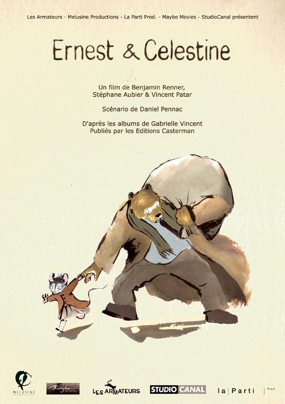 ERNEST ET CELESTINE - France/Belg/Lux - 12 décembre 2012 Ernest10