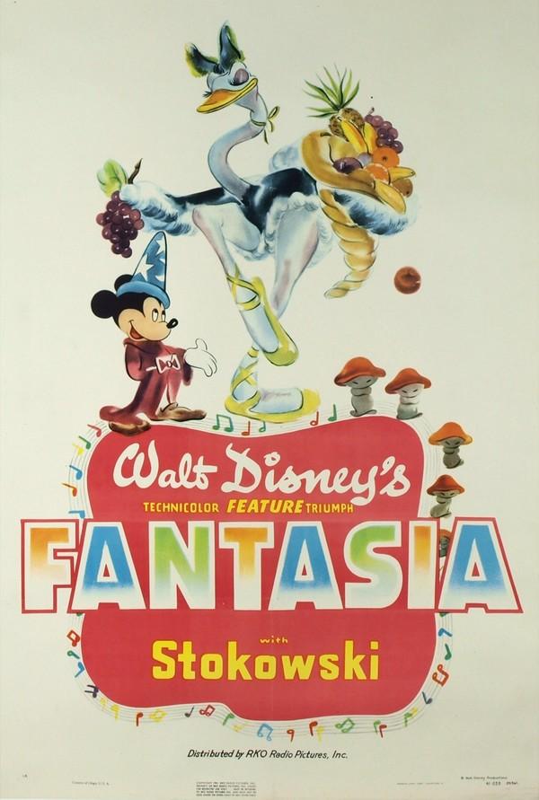 1940 - FANTASIA - W.DISNEY - USA   Fantas10