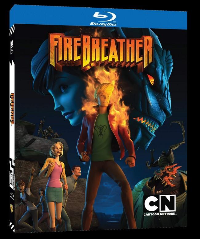 FIREBREATHER - Cartoon Network - USA - 24 novembre 2010 Firebr10