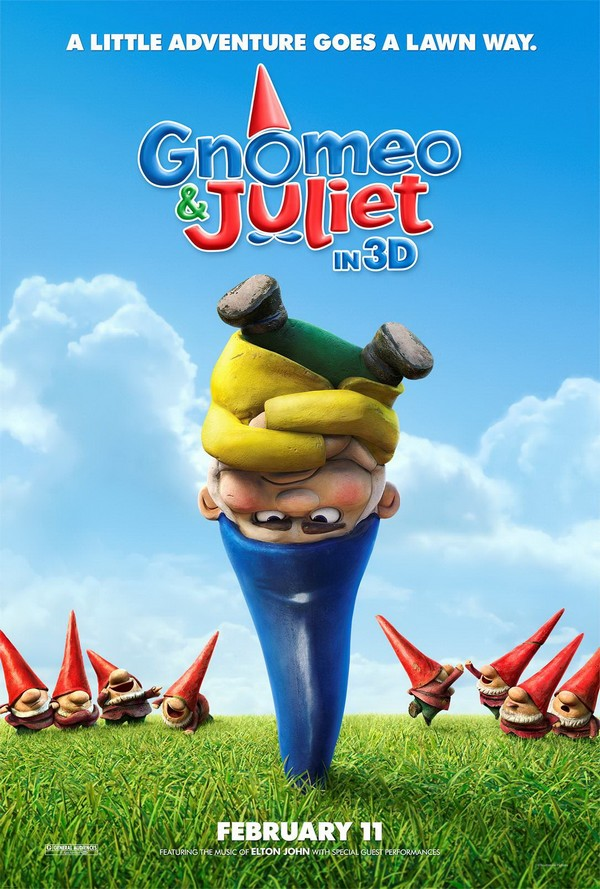 GNOMEO AND JULIET - Touchstone - 16 février 2011 - Gnomeo10