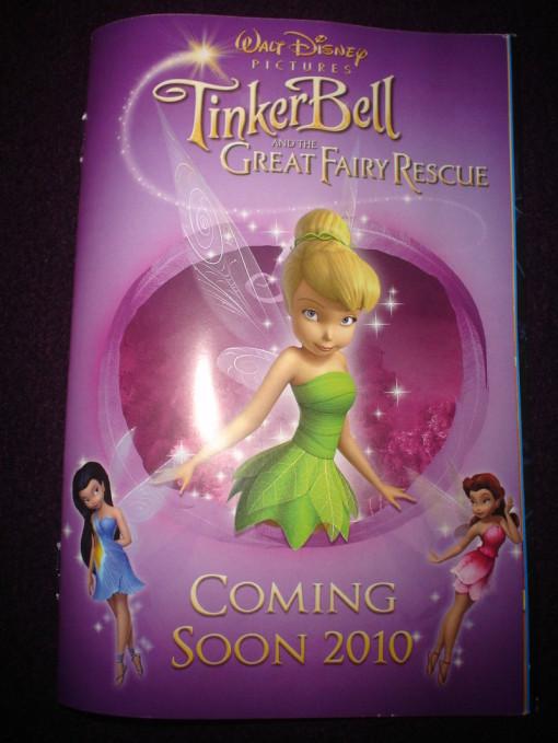 TINKER BELL - LA SAGA - 2008 à 2012 - Greatf10