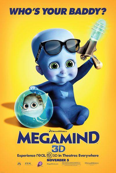 MEGAMIND - USA - 05 novembre 2010 - Megami14