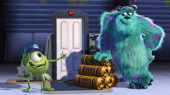 MONSTRES ACADEMY - Disney/Pixar - FR : 10 Juillet 2013 Monste11