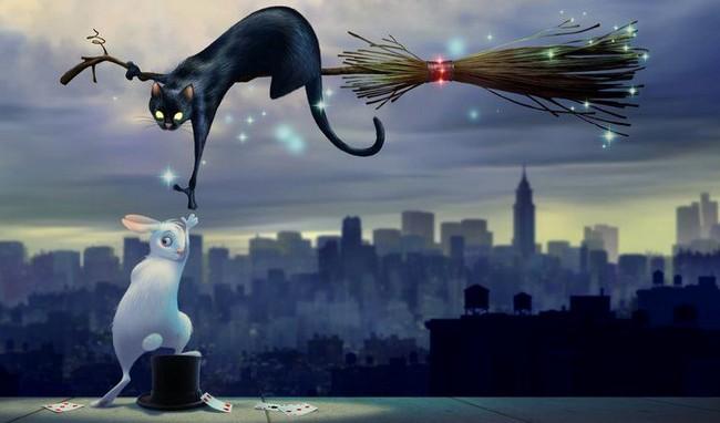 RUMBLEWICK - DreamWorks Animation - En cours - Rumble10