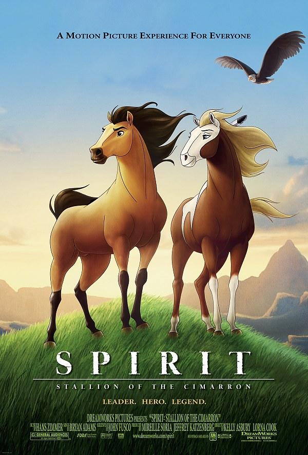SPIRIT: STALLION OF THE CIMARRON - DreamWorks - 2002 - Spirit10