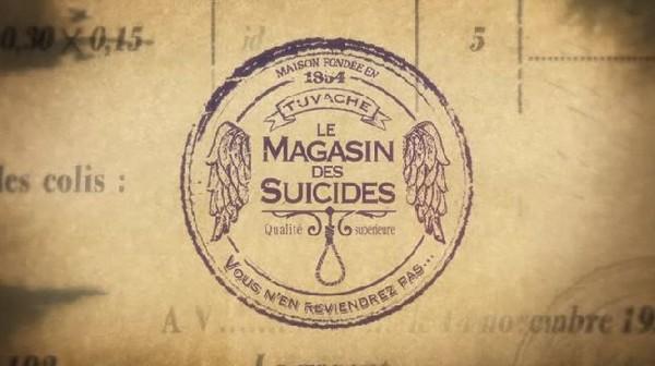 LE MAGASIN DES SUICIDES - P. Leconte - 26 septembre 2012 - Suicid10
