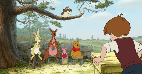 WINNIE L'OURSON - W. Disney Animation - Eté 2011 -  Winnie11
