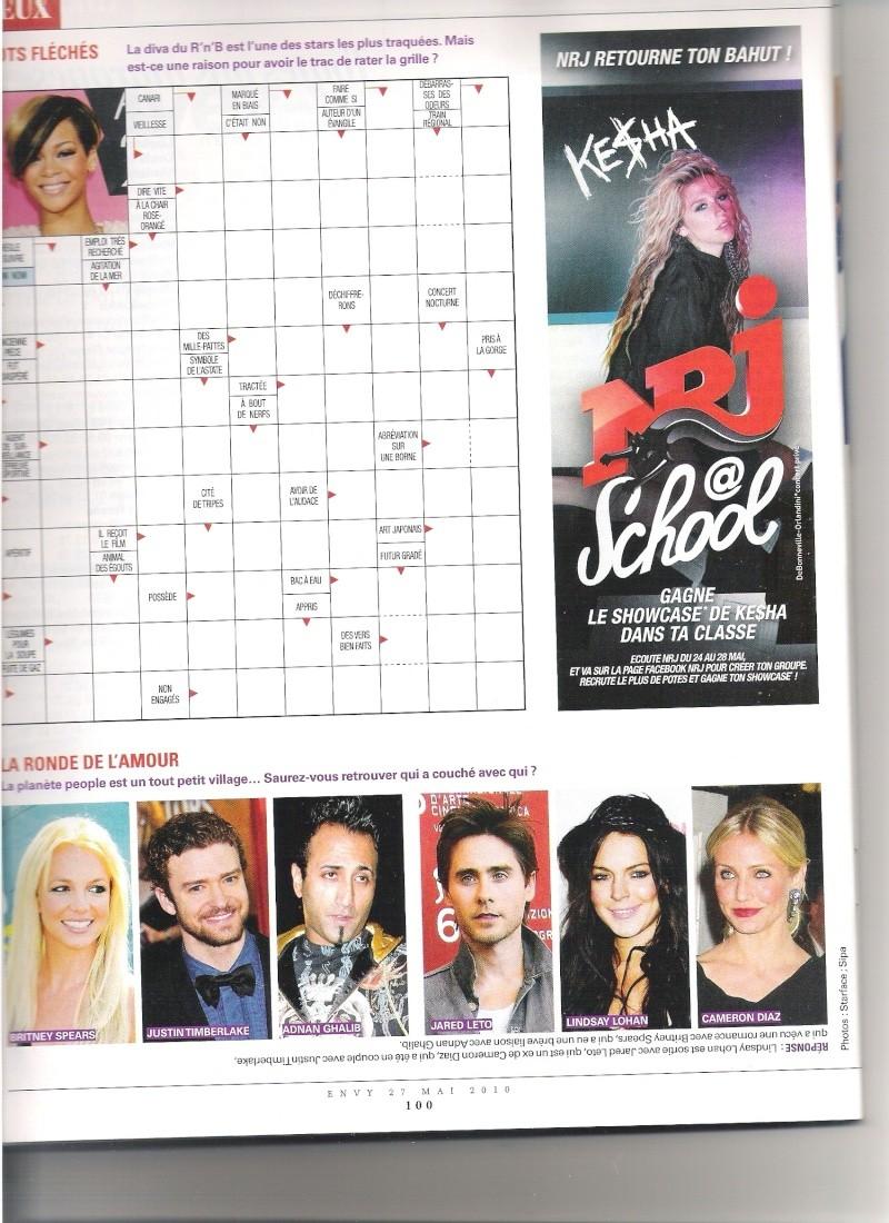 Articles divers dans la presse papier Jaja210