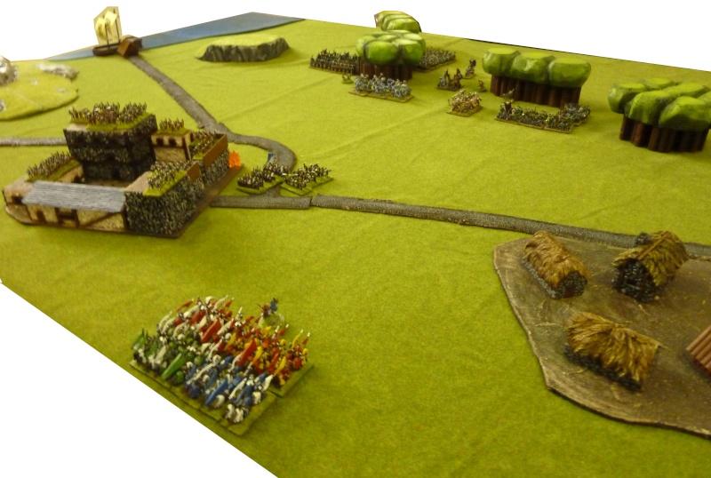 Orcs vs bretonniens - maison fortifiée Orcvsb14