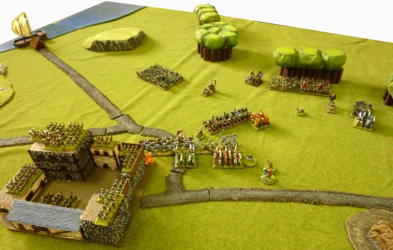 Orcs vs bretonniens - maison fortifiée Orcvsb20