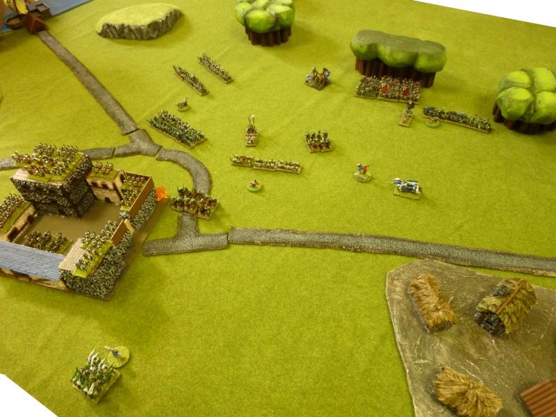 Orcs vs bretonniens - maison fortifiée Orcvsb21