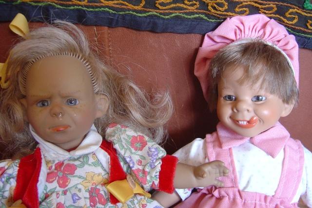 Les poupées qui vous dérangent - Page 2 Dsc05310
