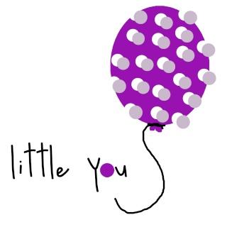 www.littleyou.fr Kidstore Mode Déco Cadeaux pour les enfants Logo_l10
