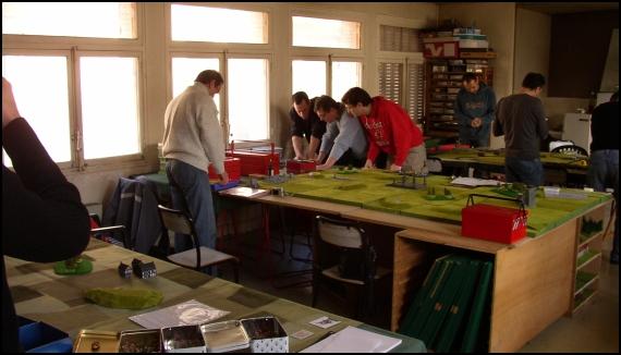 Les Cantos de Gorgadamus - Debriefing de l'Episode 2 20090113