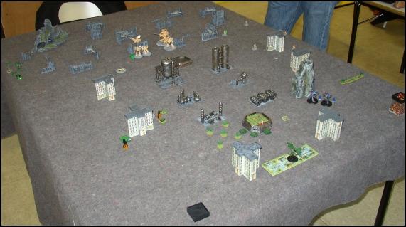 [LYON] 18/12/2010 - Space Marines vs Adeptus Mechanicus 20101215