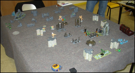 [LYON] 18/12/2010 - Space Marines vs Adeptus Mechanicus 20101217