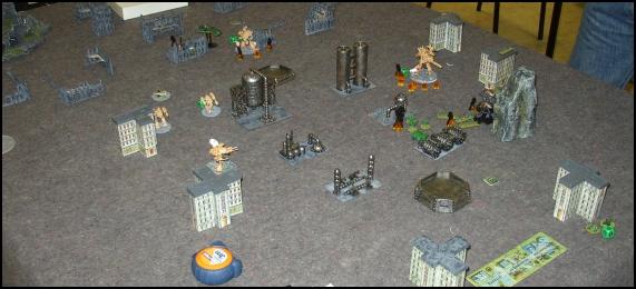 [LYON] 18/12/2010 - Space Marines vs Adeptus Mechanicus 20101221