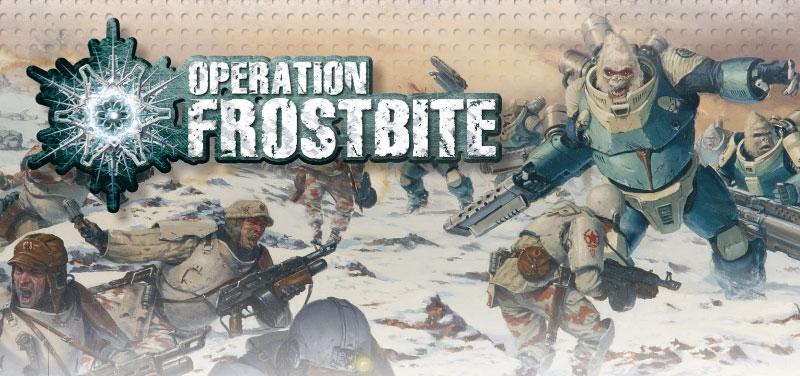 Campagne Frostbite - Front des Forteresses Noires Header11