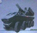 Visenamensko oklopno vozilo Lazar Lazar210