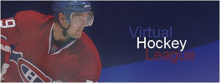 Virtual Hockey League