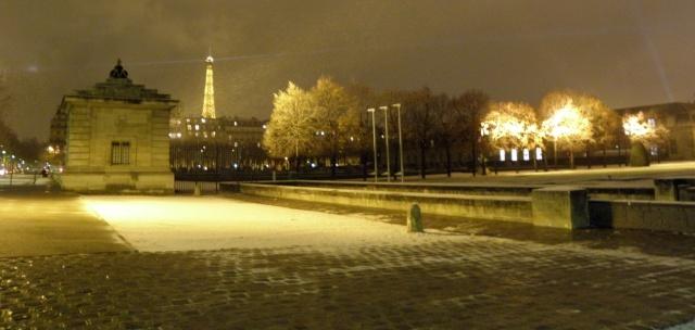 Paysages sous la neige - Page 2 Paris_10