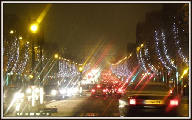 Concours photo du mois de décembre 2010. Thème : Féerie de Noël Paris_11