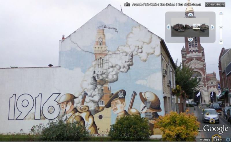 STREET VIEW : les fresques murales en France - Page 2 1916_a10
