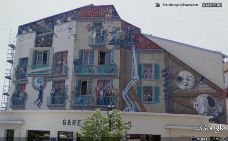 STREET VIEW : les fresques murales en France - Page 2 Cannes10