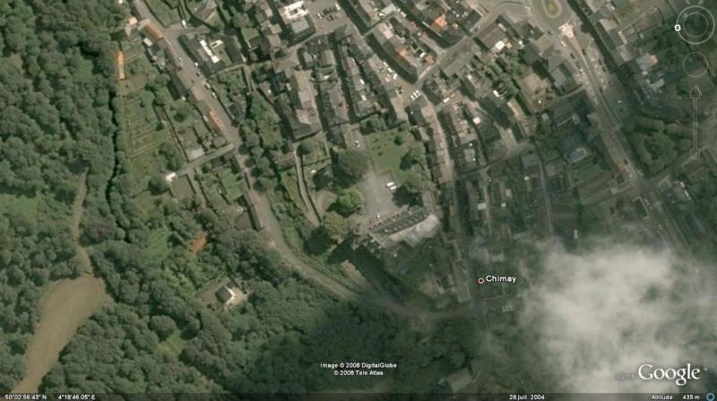 La France par ses timbres sous Google Earth - Page 3 Chimay10
