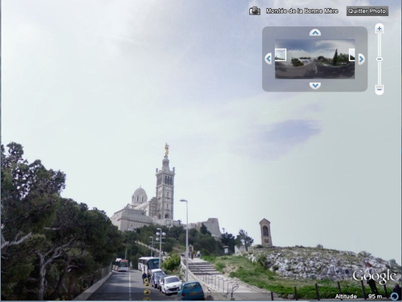Cartes postales anciennes Vs StreetView - Page 2 Marsei11