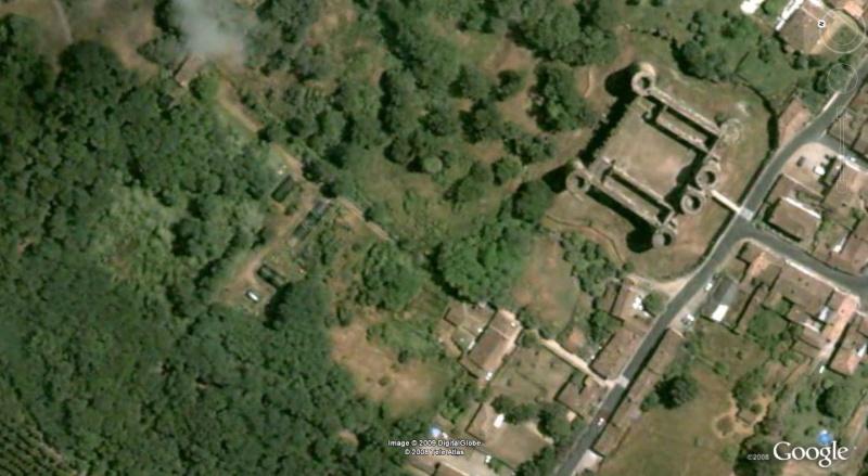 Mon Premier défi : Le Château de Villandraut en Gironde [Défi trouvé] Ruives10