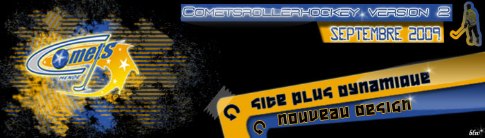 Comets Roller Hockey - Forum officiel