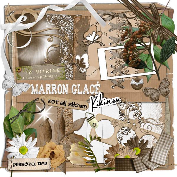 marron glacé et mine Marron12
