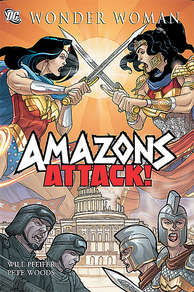 WONDER  WOMAN  AMAZON  ATTACK ! 11922_10