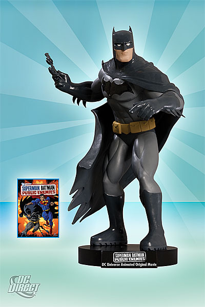 SUPERMAN / BATMAN : PUBLIC ENEMIES DVD MAQUETTE : BATMAN 13057_10