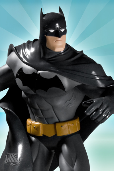 SUPERMAN / BATMAN : PUBLIC ENEMIES DVD MAQUETTE : BATMAN 13057_11