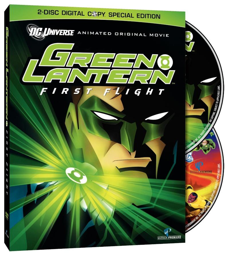 GREEN  LANTERN : FIRST  FLIGHT 2dc10