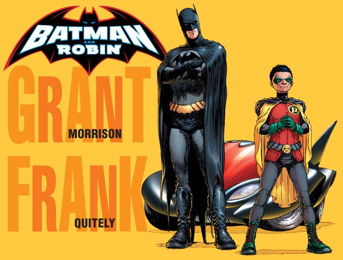 BATMAN  &  ROBIN  # 1 5810