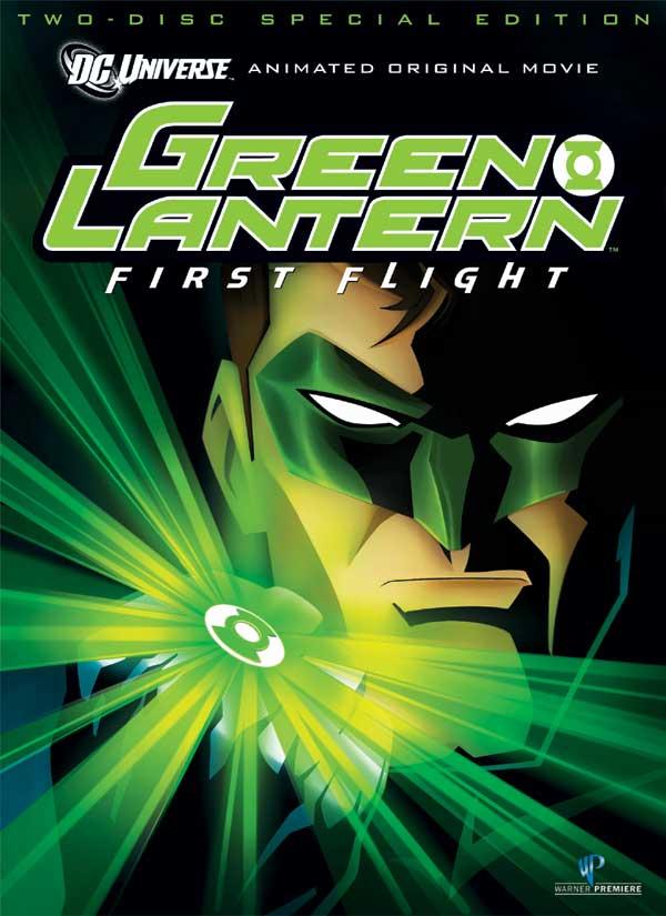 GREEN  LANTERN : FIRST  FLIGHT Animat10
