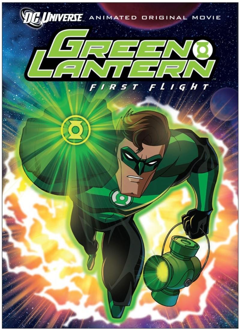 GREEN  LANTERN : FIRST  FLIGHT New10
