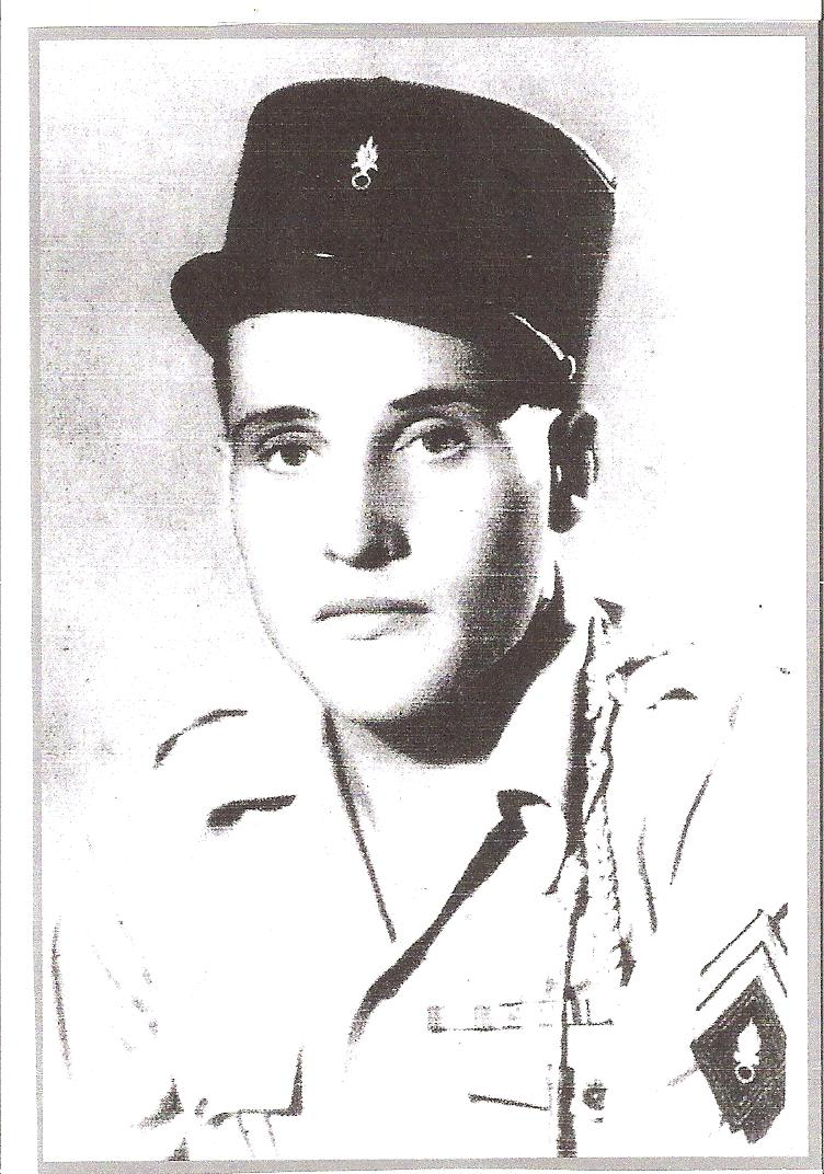 Adjudant Edmond BERNUCCI Legio10