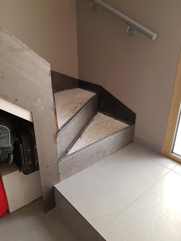 BauBuche sur escalier béton 20190815