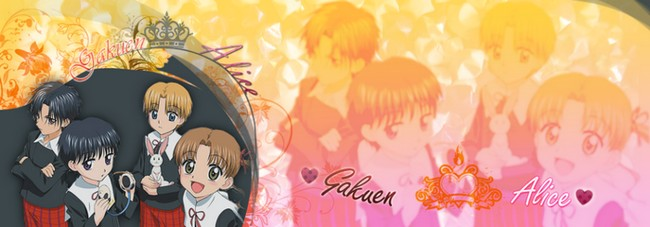 {Forum} Gakuen Alice Sans_t16