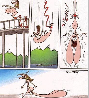 Images rigolotes en vrac - Page 2 Bungee10