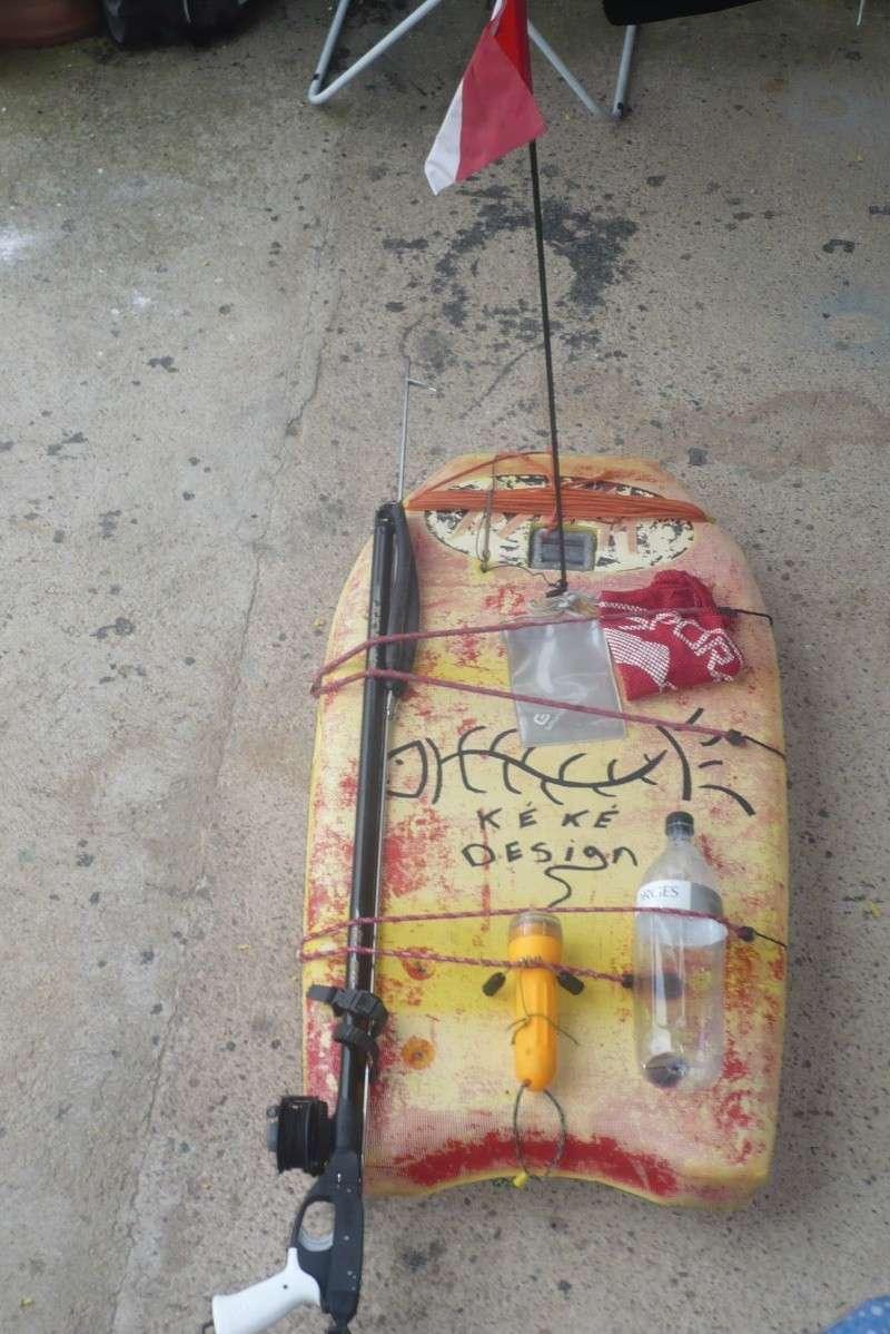 fabrication d'une planche de chasse 00514
