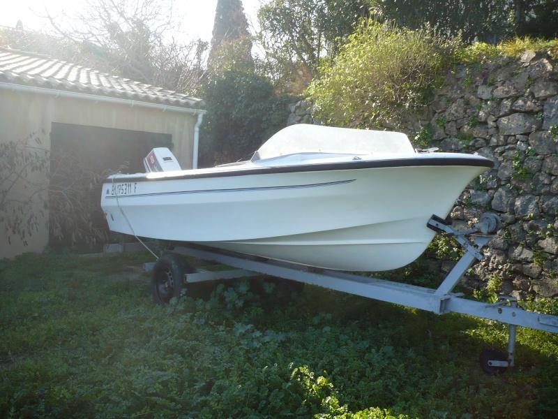 vend bateau Fevrie34