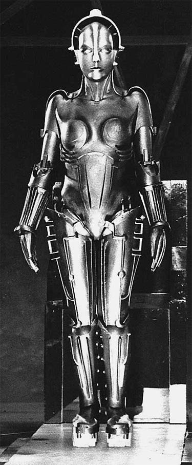 Fritz Lang : Metrópolis Robot10