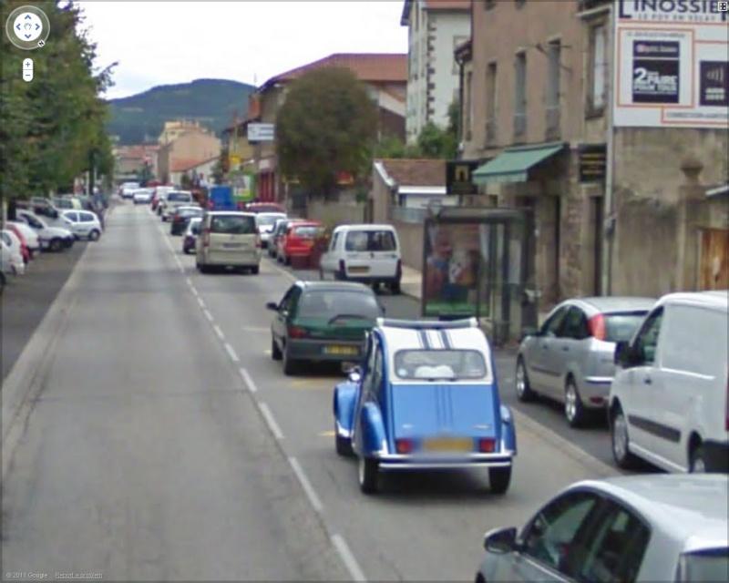 STREET VIEW : La Dodoche - Page 5 2cv13